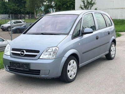 gebraucht Opel Meriva 1,7 DTI *EXPORT* Kombi / Family Van