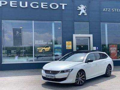 gebraucht Peugeot 508 SW 2,0 BlueHDi 180 EAT8 S&S GT Line Aut.
