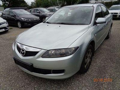 gebraucht Mazda 6 6Sport 2,0i TE Aut. Limousine,
