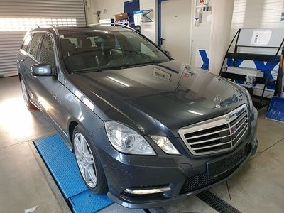 used Mercedes E300 Elegance A-Edition Plus CDI Aut.