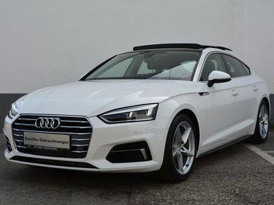 gebraucht Audi A5 Sportback 2.0 TFSI Sport