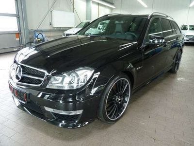 gebraucht Mercedes C63 AMG AMG -Klasse Kombi (S204) T Avantgarde A-Edition Au
