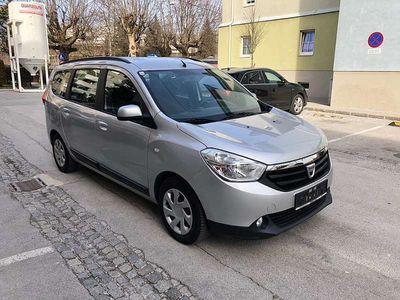 gebraucht Dacia Lodgy 1,5 DCI Kombi / Family Van,