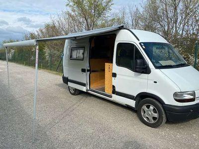 gebraucht Renault Master L1H1 Minibus 2,8 dTi 9-Sitzer