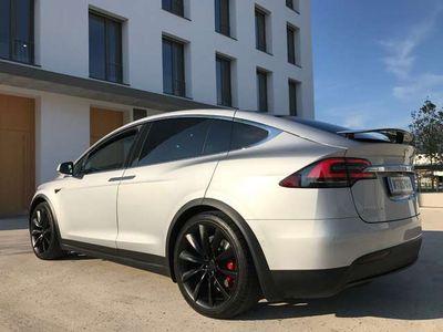 gebraucht Tesla Model X P100D (mit Batterie) Sitzlüftung