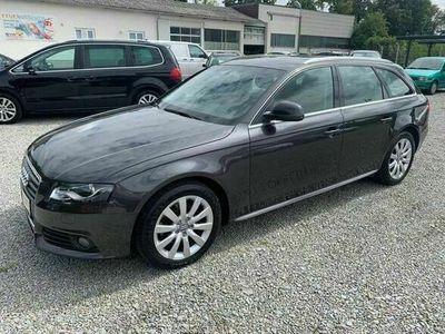 gebraucht Audi A4 Avant 2,0 TDI DPF/WENIG KM/1.BESITZ/TOP ZUSTAND