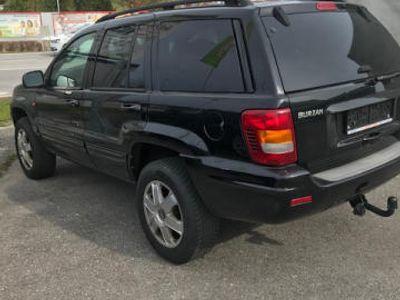 gebraucht Jeep Grand Cherokee SUV / Geländewagen