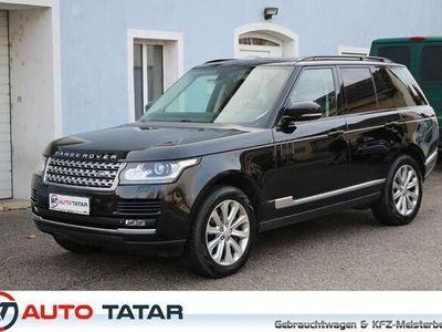 gebraucht Land Rover Range Rover 4,4 SDV8 Vogue DPF | 545,- mtl. | Panorama | DVD |