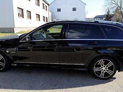 gebraucht Mercedes C220 C-KlasseT CDI 4Matic Aut. A-Edition Avantgarde Kombi / Family Van