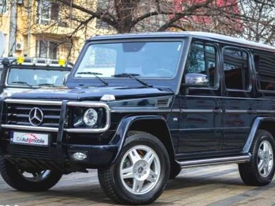 gebraucht Mercedes G400 G 400V8 CDI Designo