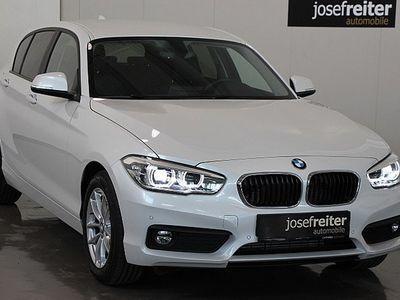 gebraucht BMW 116 d Advantage/LED/NP 33.924,- Advantage