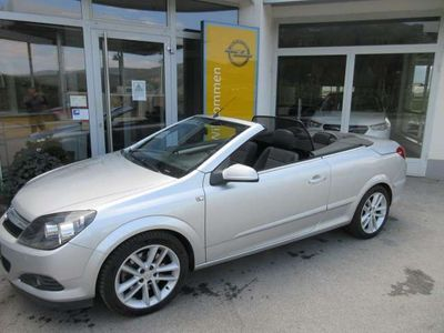 gebraucht Opel Astra Cabriolet Twin Top Edition 1,9 CDTI / Roadster