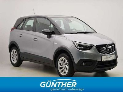 gebraucht Opel Crossland X 1,2 Turbo Direct Inj. Innovation St./St