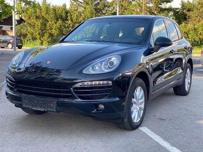 gebraucht Porsche Cayenne Diesel