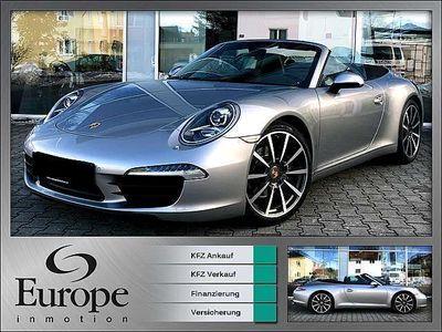 gebraucht Porsche 911 Carrera Cabriolet 991 911 Urmodell DSG / Sportabgasanlag