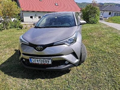gebraucht Toyota C-HR 1,2T C-LUB 4WD Automatik