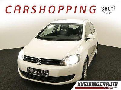 gebraucht VW Golf Plus Rabbit 1,6 TDI * WENIG KILOMETER * AHV Einparkhilfe Limousine,