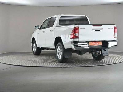 gebraucht Toyota HiLux Doppelkabine 2,4 D-4D 4x4 Active Aut. (910402)