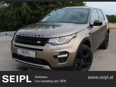 used Land Rover Discovery Sport 2,2 SD4 4WD HSE