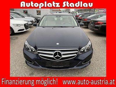 brugt Mercedes E300 BlueTEC Avantgarde A-Edition Plus Aut. NAVI LEDER
