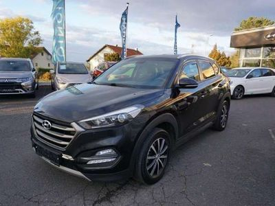gebraucht Hyundai Tucson GO 1,7 CRDi 2WD DCT 808e