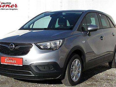 gebraucht Opel Crossland X Edition 1.5 CDTI