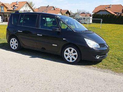 gebraucht Renault Espace 2,0 dci 150DPF Dynamic Automatik Kombi / Family Van