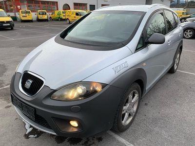 gebraucht Seat Altea XL Freetrack 2,0 4WD TDi DPF