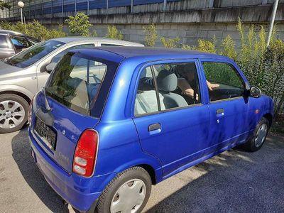 gebraucht Daihatsu Cuore Klein-/ Kompaktwagen