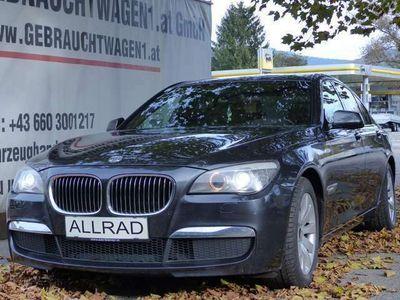 gebraucht BMW 740 Allrad xDrive Österreich-Paket Aut. VOLL Ausst.
