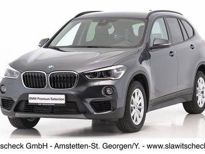 used BMW X1 sDrive18i Sport Utility Vehicle