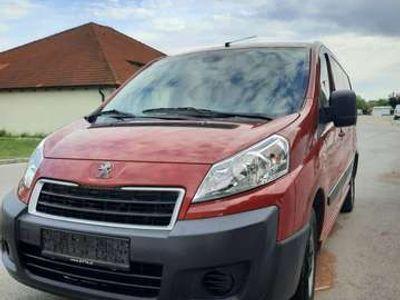 gebraucht Peugeot Expert Tepee Active Lang 2,0 HDi 130 FAP