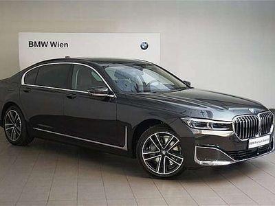 gebraucht BMW 730L 7er-Reihe d xDrive 48 V Aut. Limousine