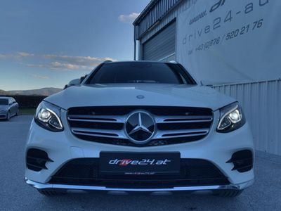gebraucht Mercedes GLC250 AMG 4MATIC Aut LED COMAND ASSISTENZPAKET DISTRONIC