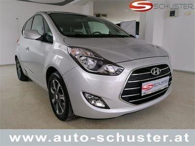 gebraucht Hyundai ix20 GO 1,4 CRDi