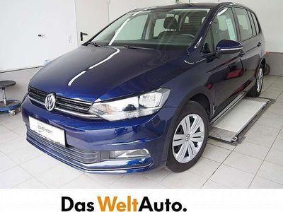 gebraucht VW Touran Trendline TDI SCR Kombi / Family Van