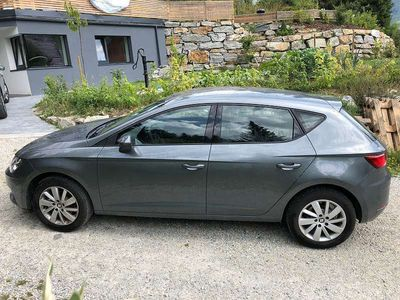gebraucht Seat Leon Reference 1,2 TSI Limousine
