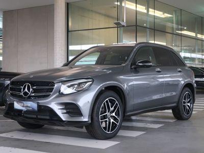 gebraucht Mercedes GLC250 4MATIC Aut. *AMG-Line*Night-Paket*Navi*LED*AHK*