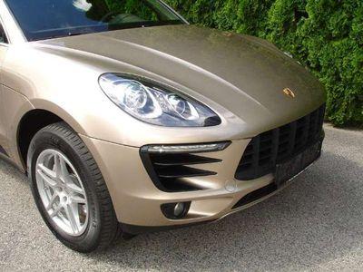gebraucht Porsche Macan S Diesel - 34.000km! SUV / Geländewagen