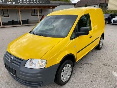 gebraucht VW Caddy Kombi 2,0 SDI - Serviceheft - Klima - Wenig Km !!