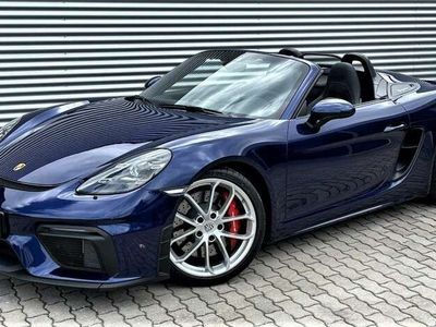 gebraucht Porsche 718 Boxster Spyder, Bose,Sitz+Lenkrad beheizt,LED,Kamera