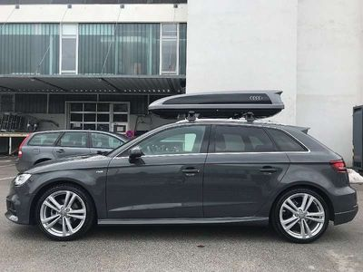 gebraucht Audi A3 Sportback - Benzin Klein-/ Kompaktwagen