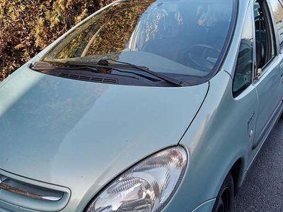 gebraucht Citroën Xsara Picasso 2.0 HDI Klein-/ Kompaktwagen