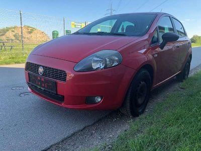 brugt Fiat Grande Punto 1,4 Sprint NUR93 TKM Limousine,