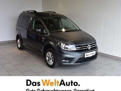 gebraucht VW Caddy Comfortline TGI