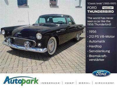 gebraucht Ford Thunderbird V8 T-Bird black Cabrio