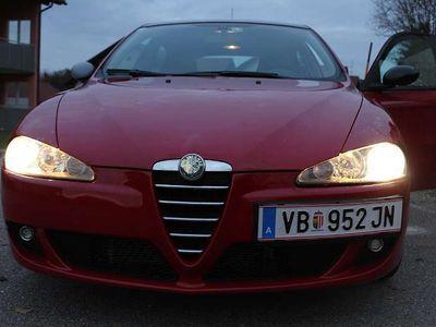 gebraucht Alfa Romeo 147 1.6 T-Spark Limousine