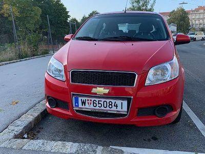 gebraucht Chevrolet Aveo 1,2 LS Klein-/ Kompaktwagen