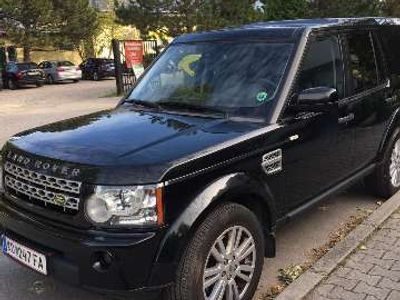 gebraucht Land Rover Discovery HSE