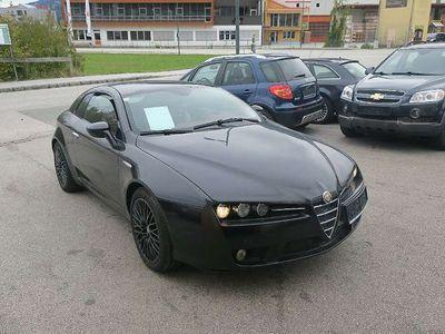 gebraucht Alfa Romeo Brera 2,2 JTS Sportwagen / Coupé,